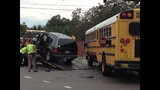 Photos: Crash involving Orange Co. school bus - (2/5)