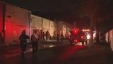 Photos: Winn-Dixie strip mall fire - (4/5)