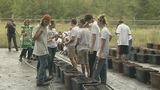 Photos: Volunteers help revitalize Bithlo - (6/8)
