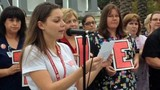 Photos: Orlando Health nurses rally - (4/4)