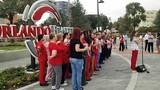 Photos: Orlando Health nurses rally - (3/4)