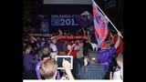Photos: Major League Soccer to Orlando announcement - (2/21)