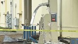 Photos: Front-loader used to steal ATM - (4/8)