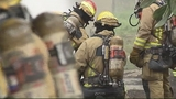 Photos: Winter Park house fire - (1/14)