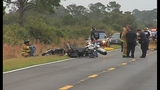 Photos: Deadly crash involving motorcycles - (4/4)