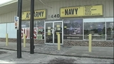 Photos: Army-Navy store burglarized - (2/7)