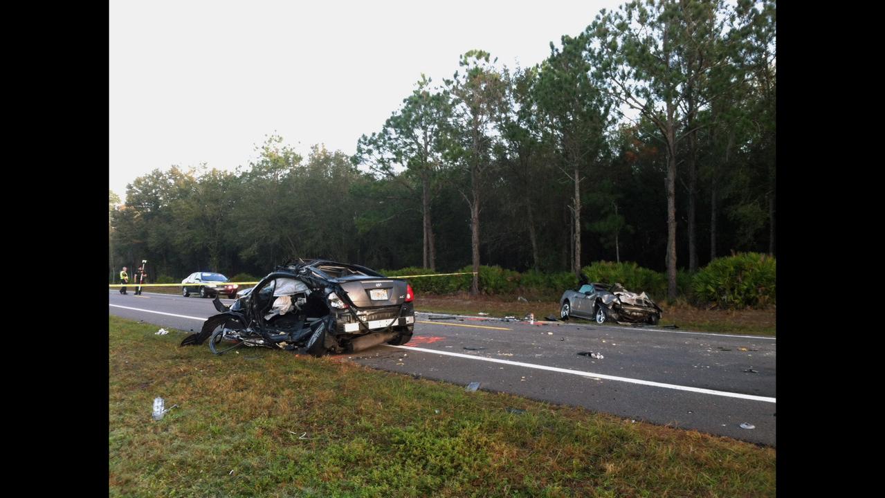 Deputies: Two killed in Polk County crash | WFTV