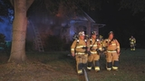Photos: Christmas Eve house fire in Mims - (3/7)
