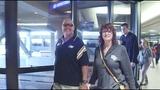 Photos: UCF fans arrive in Phoenix - (1/5)