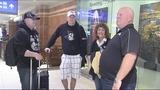 Photos: UCF fans arrive in Phoenix - (3/5)