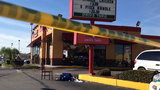 Photos: Car crashes into Popeyes restaurant - (17/18)