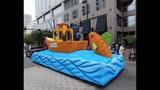 Florida Citrus Parade in Downtown Orlando - (14/25)