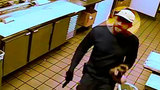 Photos: Surveillance shows armed man rob Jimmy John's - (2/5)