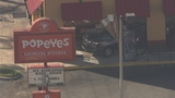Photos: Car crashes into Popeyes restaurant - (16/18)