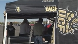 Photos: UCF fans tailgate before Fiesta Bowl - (6/6)