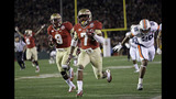 Photos: Florida State, Auburn face off in BCS… - (2/25)