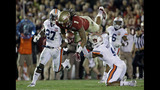 Photos: Florida State, Auburn face off in BCS… - (22/25)
