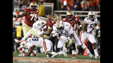 Photos: Florida State, Auburn face off in BCS… - (24/25)
