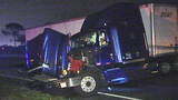 Photos: Car crashes into tractor-trailer - (5/5)