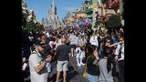 UCF Knights honored with Disney Parade - (12/25)