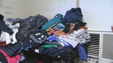 Photos: Cold weather means students in need of coats - (9/10)
