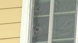 Photos: Gunfire damages homes - (1/9)