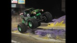 2014 Monster Jam at the Citrus Bowl - (10/25)