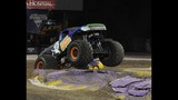 2014 Monster Jam at the Citrus Bowl - (1/25)