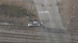 Photos: Train hits car in Taft - (3/10)