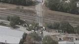 Photos: Train hits car in Taft - (7/10)