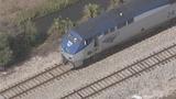 Photos: Train hits car in Taft - (5/10)