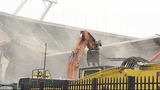 Photos: Citrus Bowl demolition gets underway - (12/19)