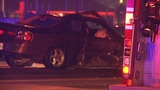 Photos: Car fleeing police causes multi-vehicle crash - (6/7)