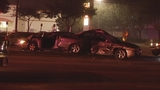 Photos: Car fleeing police causes multi-vehicle crash - (3/7)