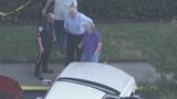 Photos: Car crashes into Altamonte Springs Perkins - (2/9)