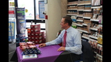 Photos: Tom Terry visits Palm Bay Walgreens - (17/25)