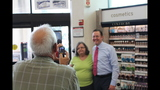 Photos: Tom Terry visits Palm Bay Walgreens - (19/25)
