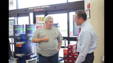 Photos: Tom Terry visits Palm Bay Walgreens - (18/25)