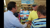 Photos: Tom Terry visits Palm Bay Walgreens - (3/25)