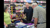 Photos: Tom Terry visits Palm Bay Walgreens - (12/25)