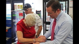 Photos: Tom Terry visits Palm Bay Walgreens - (25/25)
