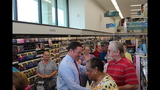 Photos: Tom Terry visits Palm Bay Walgreens - (20/25)