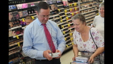 Photos: Tom Terry visits Palm Bay Walgreens - (11/25)