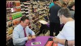 Photos: Tom Terry visits Palm Bay Walgreens - (6/25)