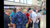 Photos: Tom Terry visits Palm Bay Walgreens - (8/25)
