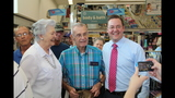 Photos: Tom Terry visits Palm Bay Walgreens - (4/25)