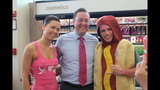 Photos: Tom Terry visits Palm Bay Walgreens - (24/25)