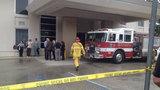 Photos: Car crashes into Bert Fish Medical Center - (1/8)