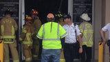 Photos: Car crashes into Bert Fish Medical Center - (3/8)