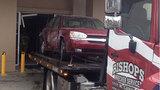 Photos: Car crashes into Bert Fish Medical Center - (5/8)